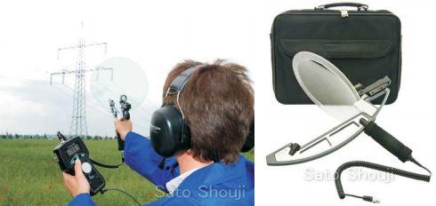 超音波デジタルリークテスターSNP-Mセット