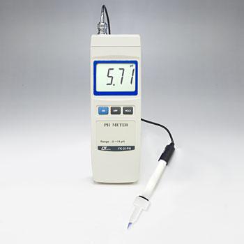 食品用・土壌用pH計YK-21SP(+06HDA)