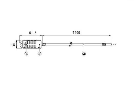 THA-3151 温湿度センサ