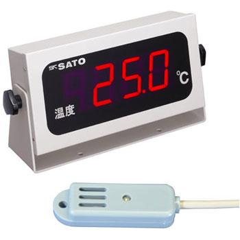 温度表示器+温度センサ 80-92
