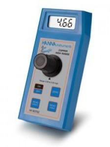 ヨウ素(I2)イオン測定器 HI 93718