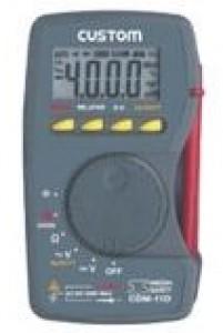 デジタルマルチテスタCDM-11D