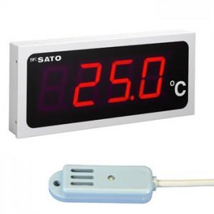 温度表示器+温度センサ80-91