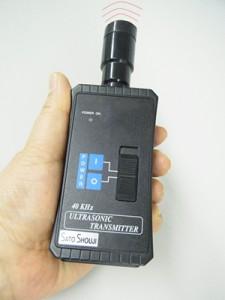 超音波発信器ウルトラソニックMJ-40UT(GS400) [設備診断用]