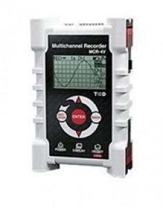 電圧データロガーMCR-4Vマルチチャンネル