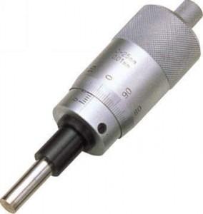 マイクロメータヘッド(高機能形)MHL 1mmピッチ[ミツトヨ]
