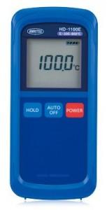 ハンディタイプ温度計HD-1100E/1100K(安立計器)