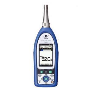 リオン(RION)精密騒音計 NL-52 新型式承認 TF163号