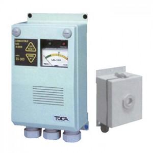 定置形可燃性ガス検知警報器TS-303A(ガスチェッカー)