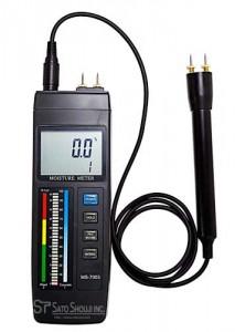 デジタル水分計MS-7003