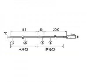 ステンレス保護管センサTR-5220