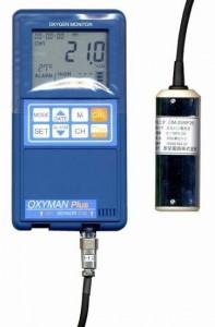 酸素モニターロガーOXYMAN OM-25MPシリーズ