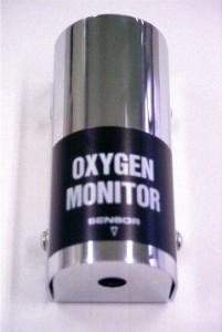 OXYMAN用受け金具(センサ固定用 ネジつき)
