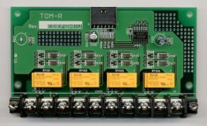 OXYMAN用MP-01/10 リレーユニットプリント基盤