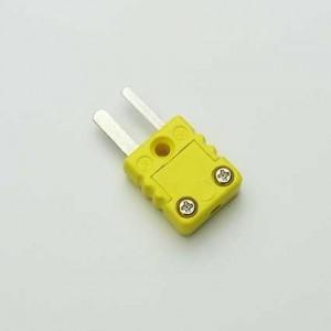 ミニコネクタ(K熱電対プラグ/オス)VKF-CN 5個セット