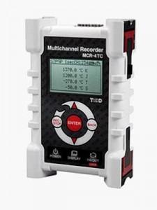 T&D 温度データロガーMCR-4TC(熱電対対応)