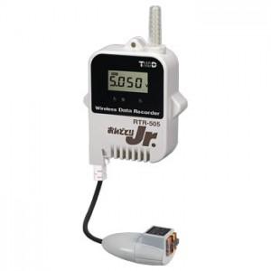 T&D おんどとりRTR-500シリーズ電圧、電流、パルスワイヤレスデータロガー