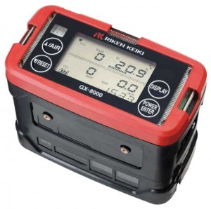 理研計器 ポータブルガスモニターGX-8000