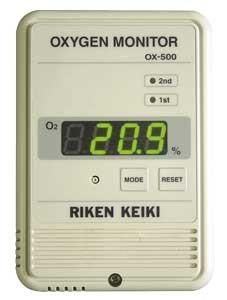 小型酸素モニターOX-500[理研計器]