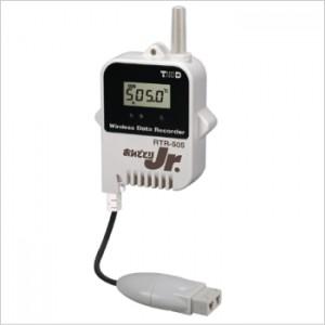 T&DおんどとりRTR-505-Pt/RTR-505PtL ワイヤレスロガーPt100/Pt1000白金測温抵抗体