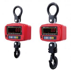 八幡計器YAWATAチャンピオンHJAシリーズ デジタル吊り秤クレーンスケール