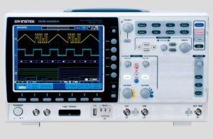 デジタルオシロスコープGDS-2000Aシリーズ