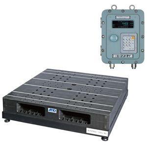 耐圧防爆構造 パレット一体型デジタル台はかり  SN-1200KFP[A&D]
