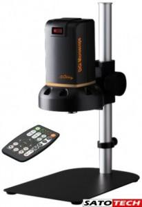 デジタル実体顕微鏡UM08 高速オートフォーカスマイクロスコープ