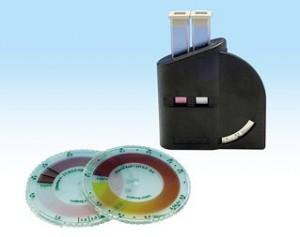 pH/残留塩素計DPDチェック