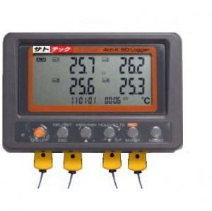 4チャンネル データロガー温度計HJ-4CHK
