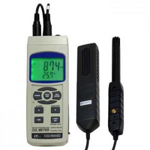 サトテック データロガーCO2モニターCO2-9904SD[温度・湿度] SDカード同時記録型
