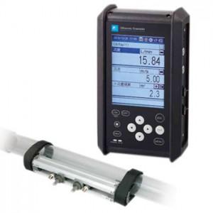 ポータブル形超音波流量計ポータフローC(Portaflow-C)