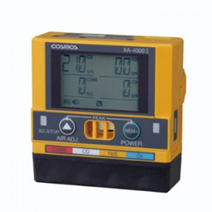 新コスモス電機マルチ型ガス検知器XA-4200II / XA-4300II / XA-4400II