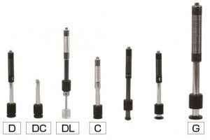 サトテック 硬度計(硬さ計)LM-100/500用 インパクトデバイス