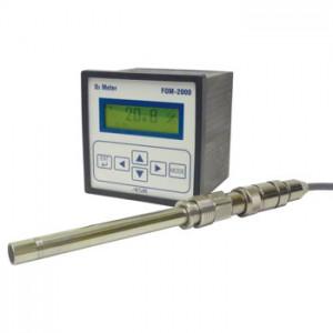 蛍光式酸素計バイオFOM-2000