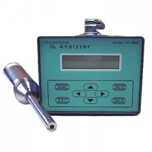 蛍光式酸素計(耐溶剤)FO-960