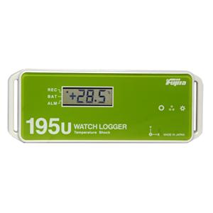 温度・衝撃データロガーKT-195U 【USBウォッチロガー】