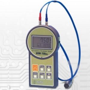 超音波厚さ計 UDM-750DL 汎用・データロガー【旧 帝通電子】