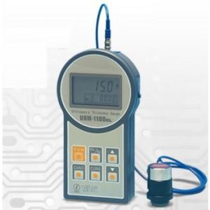 超音波厚さ計UDM-1100DL  樹脂・ゴム用 データロガー【旧 帝通電子】