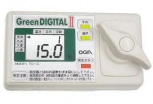 オガ電子 米麦水分計グリーンデジタル II