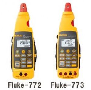 Fluke 771/772/773 ミリアンペア・プロセス・クランプメーター