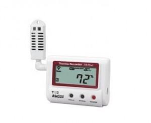 T&DおんどとりTR-72wf/TR-72nw温度・湿度データロガー