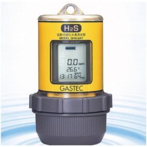硫化水素ガス濃度ロガーGHS-8AT