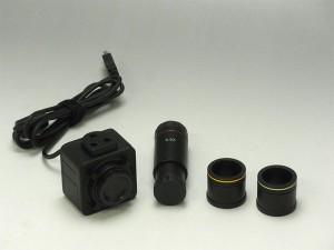 USB顕微鏡デジタルカメラシステム DS-2500(500万画素モデル)