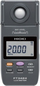 照度計 FT3424(HIOKI 日置電機)