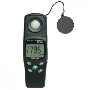 サトテック デジタル照度計TM-204