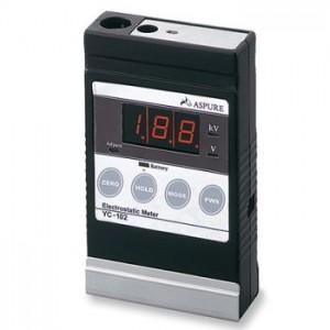 アズワン 静電気測定器YC-102