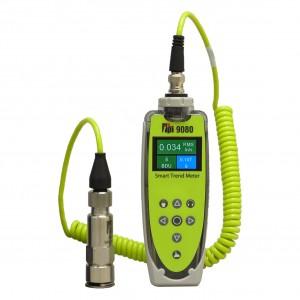 サトテック デジタル振動計TPI-9080(データロガー/FFT振動周波数分析機能)