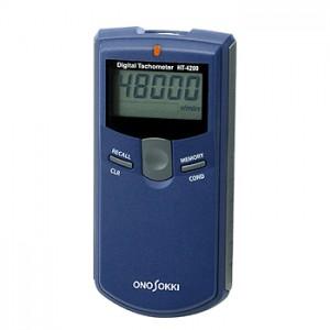 小野測器 HT-4200 非接触式ハンディタコメータ