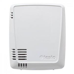 Wi-Fiデータロガー testo 160 THE 内蔵:温湿度、外付プローブ:温湿度、照度、紫外線
